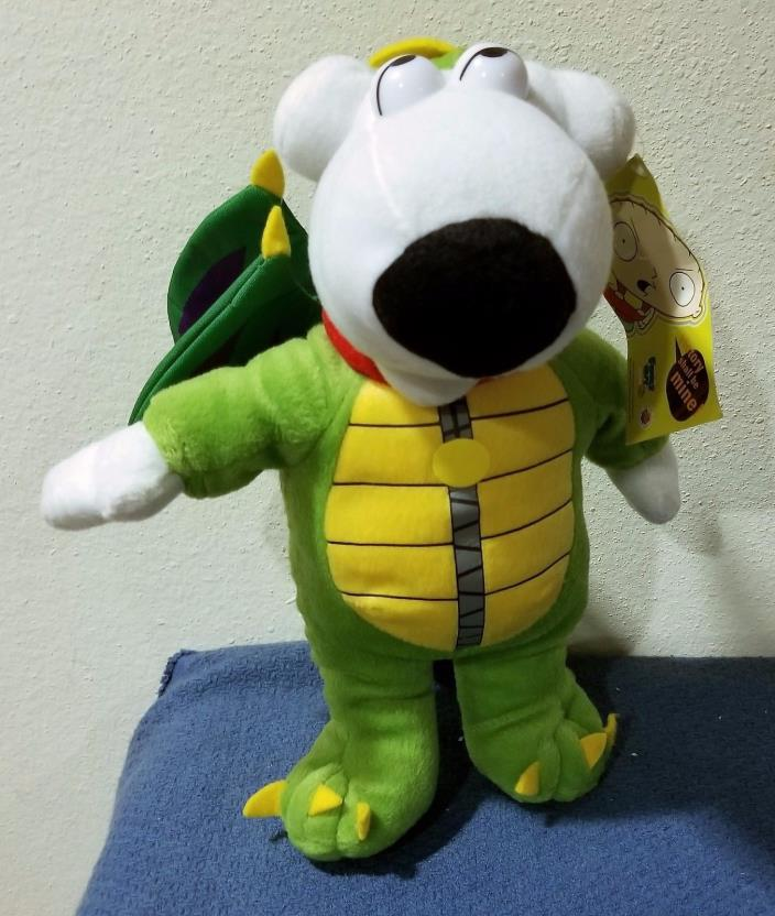 Family Guy Brian The Dog Dragon Halloween Costume Plush 13