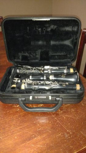 Yamaha Advantage YCL-200AD Bb Clarinet Very Good Condition