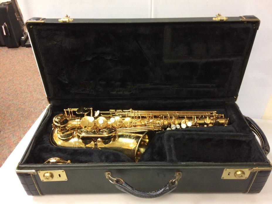 Selmer Mark VII Alto Saxophone