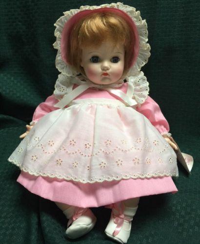 Vintage Madame Alexander Doll,#7135 Mommies Pet