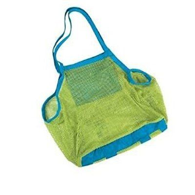 Beach Mesh Tote Bag Yookat Toys/ Shell Stay Away from Sand for Pool Boat Perfect