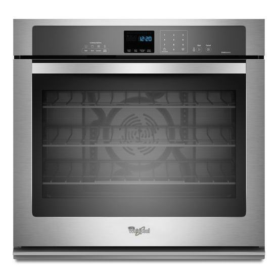 Whirlpool GOLD WOS92EC0AS Stainless 30