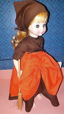 Madame Alexander Collectible Vintage Doll, 1965 Poor Cinderella