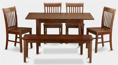 6-Pc Wooden Dining Set [ID 3089813]