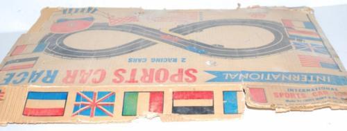Marx Slot Car Set - For Sale Classifieds