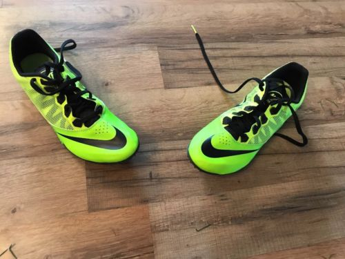 Nike Rival S Racing Sprint Men's Size 9.5 US Track & Field Shoes