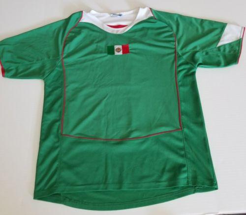 Mexico soccer Jersey medium for men original.#10. 28x22