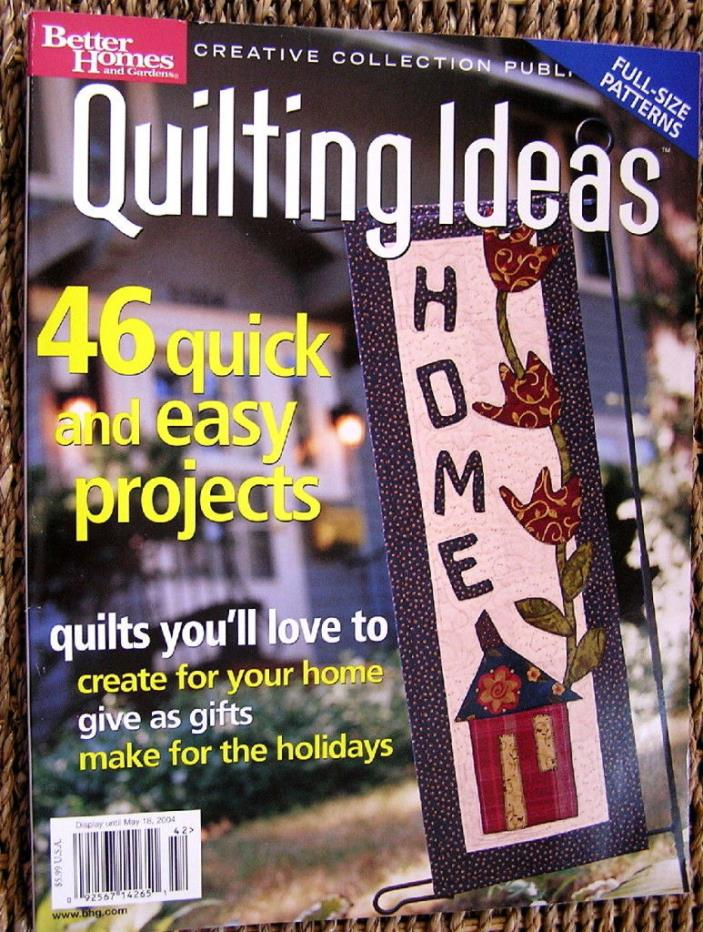PATTERN book wall quilt QUILTING IDEAS home baby christmas patriotic ornaments