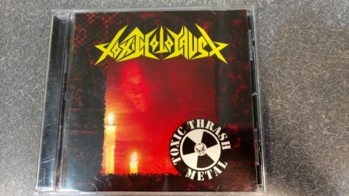 Toxic Holocaust -Toxic Thrash Metal CD Mint  Arsenal Of Glory. Compact Disc