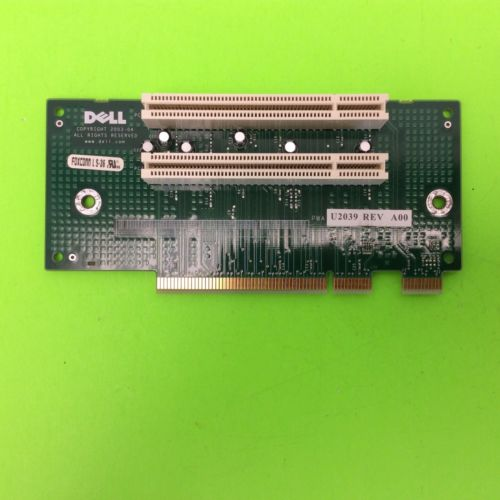 Dell Optiplex GX280 Riser Board CN-0U2039 U2039