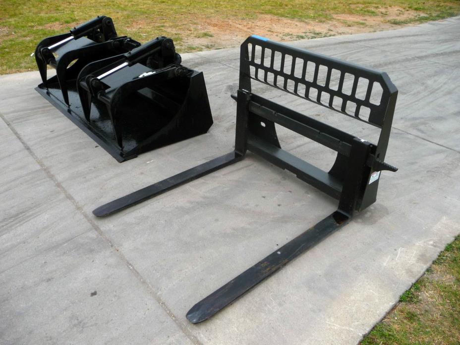 Bobcat Skid Steer Attachment 80