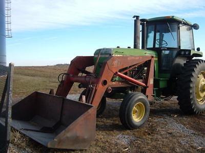 1988 John Deere 4450 Tractors