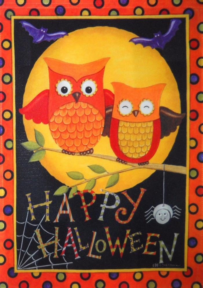 ** Halloween Owls **  Fall 12