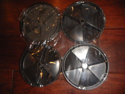 Butterfly Ping Pong table replacement wheels set of 4