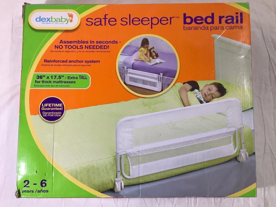 Dexbaby Safe Sleeper Bed Rail 36