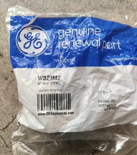 Genuine WB23M2 GE Range 6