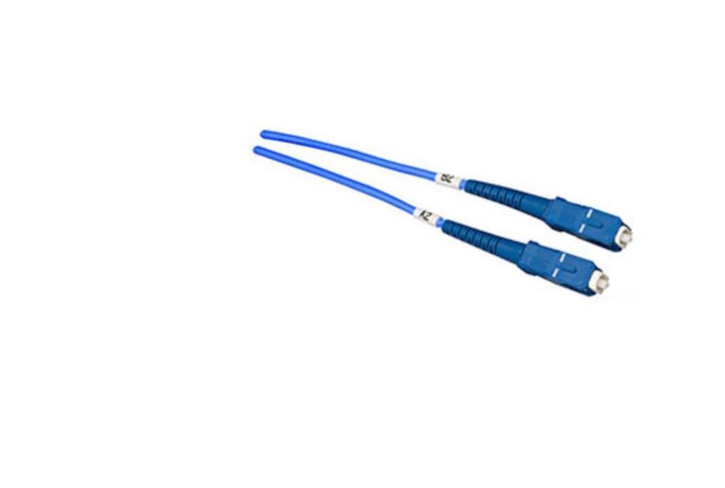 Allen Tel SC-SC Duplex MM 3meter patchcord GBSC2-D3-03 BLUE