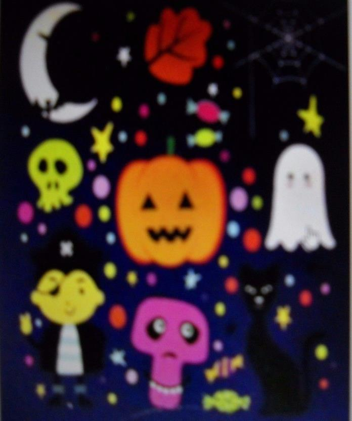 ** Halloween sPOOK nIGHT  ** Large Fall  Flag