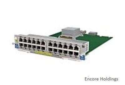 HP Procurve J9534A 24-Ports Gig-T Poe+ V2 ZL Expansion Module