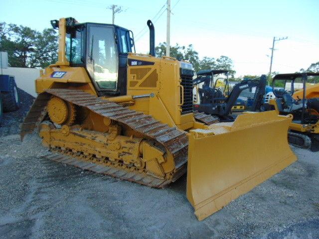 2011 CAT D6N-LGP ENCLOSED