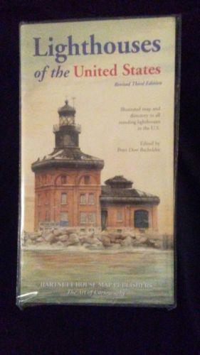Lighthouses Of The United States, Hartnett House Publishers NIP  27