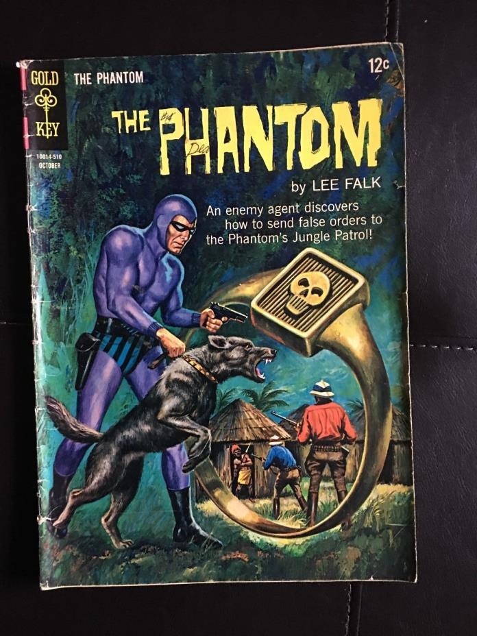 The Phantom (GK, 1965, Silver Age) Issue #14