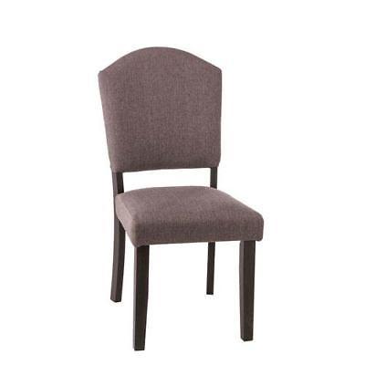 Hillsdale Furniture Emerson Gray Sheesham Bench - 102038-105877