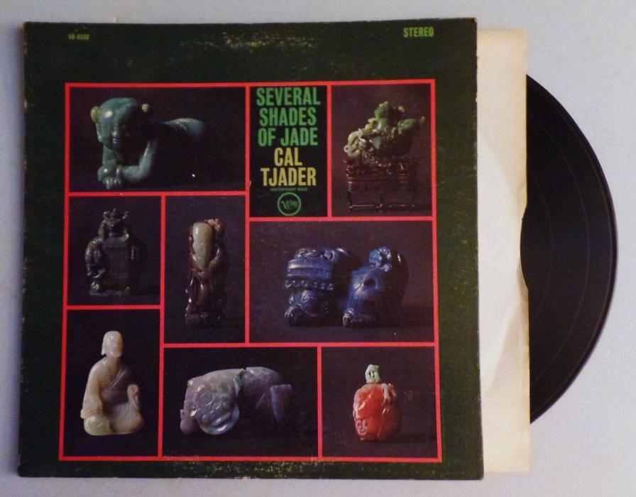 Several Shades of Jade by Cal Tjader 1963 Verve Records