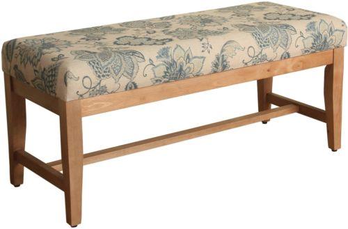 HomePop Lexie Decorative Bench