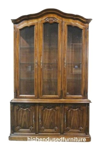 DREXEL HERITAGE Touraine III Country French Provincial 52