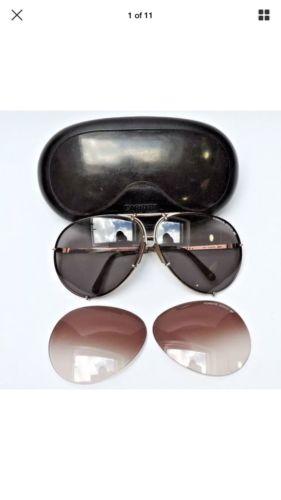 Porsche Carrera 5621 Aviator Sunglasses, VINTAGE, Rare, Made in Austria