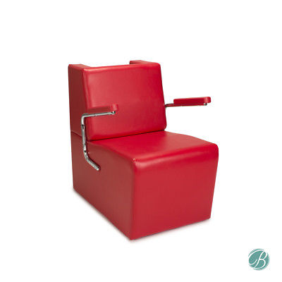 Salon Hair Dryer Chair, Dryer Chair, Spa Dryer Chair, Hood Dryer Chair, RED