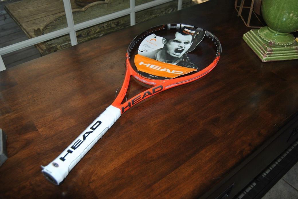 HEAD d-30 innegra you tek radical  Tennis racket   Andy Murray  L2 4 1/4