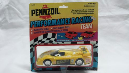Pennzoil Performance Racing Team 1:24 Pull & Go#23 Pontiac IMSA Trans Am GT NOS