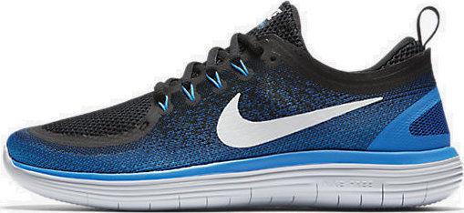 Nike Free RN Distance 2 men size 14 navy, black & white- 35% off & free shipping