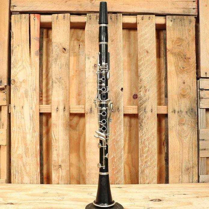 Selmer Centered Tone Bb Wood Clarinet USED