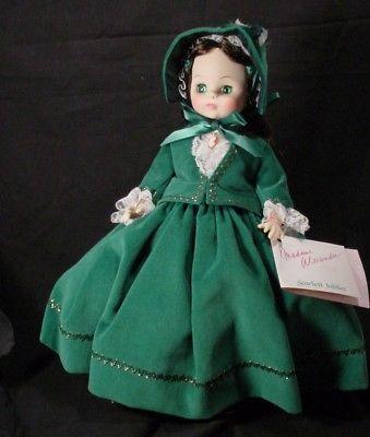 Madame Alexander doll  SCARLETT JUBILEE 14