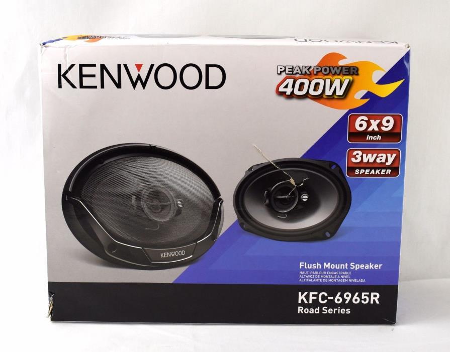 Kenwood - KFC-6965R Road Series 6