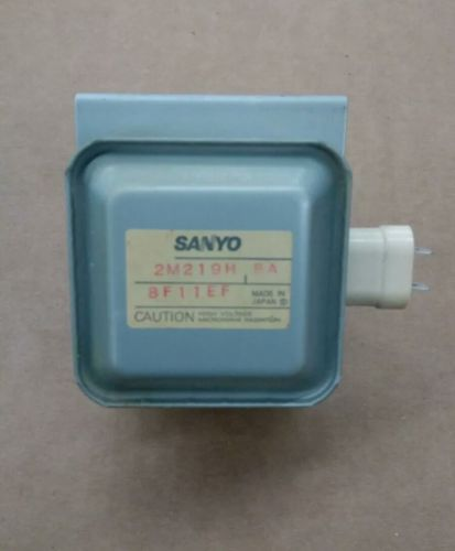 Sanyo Microwave Magnetron P/N: 2M219H BA / 8F11EF