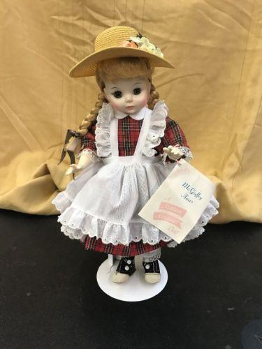 Madame Alexander Ana McGuffey Doll