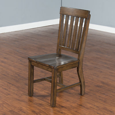 Sunny Designs Lancaster Slatback Chair 1436RC