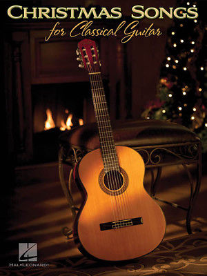 Christmas Songs for Classical Guitar Tab Sheet Music 20 Favorites Book NEW