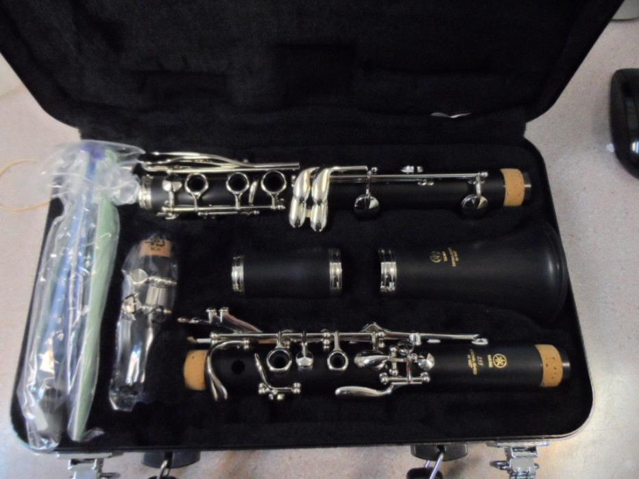 YAMAHA 255 CLARINET New