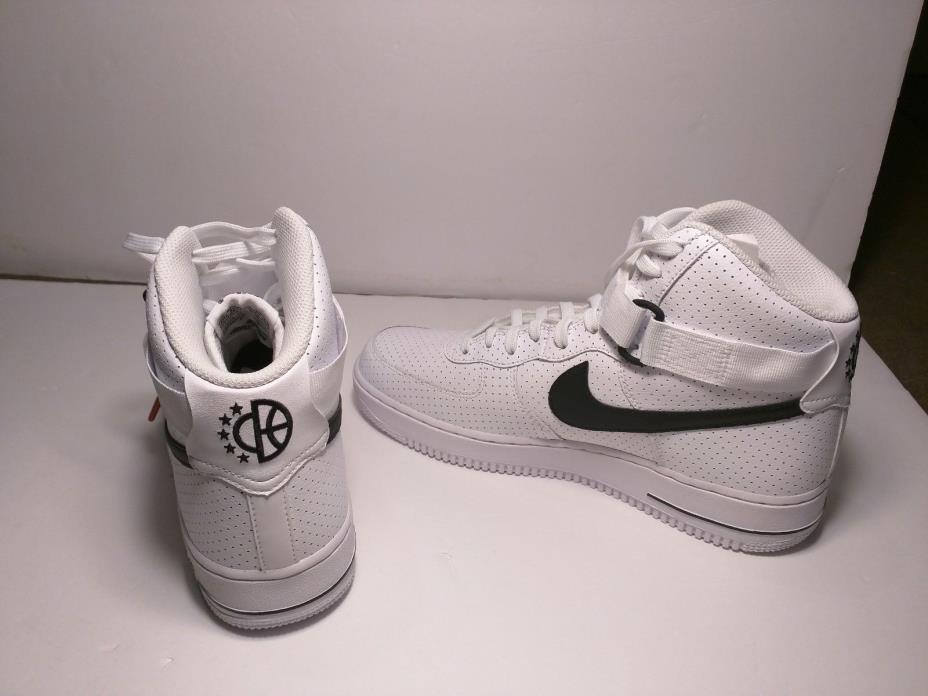 Nike Air Force 1 High Perf White Black 315121 120