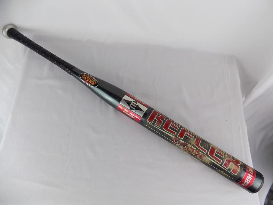 Easton SRX100-CBX 34/25 Reflex C-Core Slowpitch Softball Bat Black