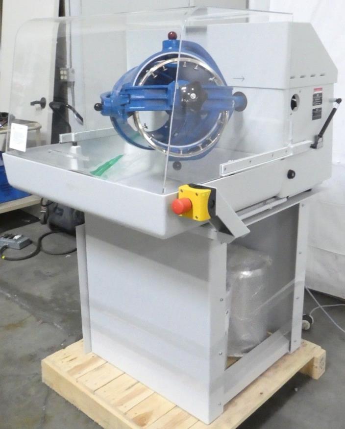R146371 Glen Mills TURBULA WAB T10B Powder Mixer Shaker Blender 3x220V