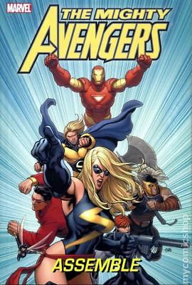 Mighty Avengers Assemble HC (Marvel) Deluxe Edition 1A-1ST 2009 VF