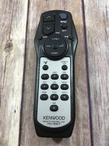 Kenwood RC-557 Car Audio Remote control