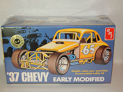 AMT '37 Chevy Early Modified Buyer's Choice Model Kit