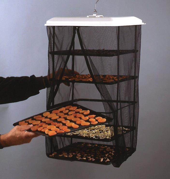 Food Pantrie Food Dehydrator Hanging Food Pantrie Dehydration and Seed SPROUTER